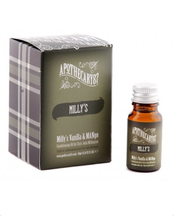 Aceite Barba Milly´s Apothecary87